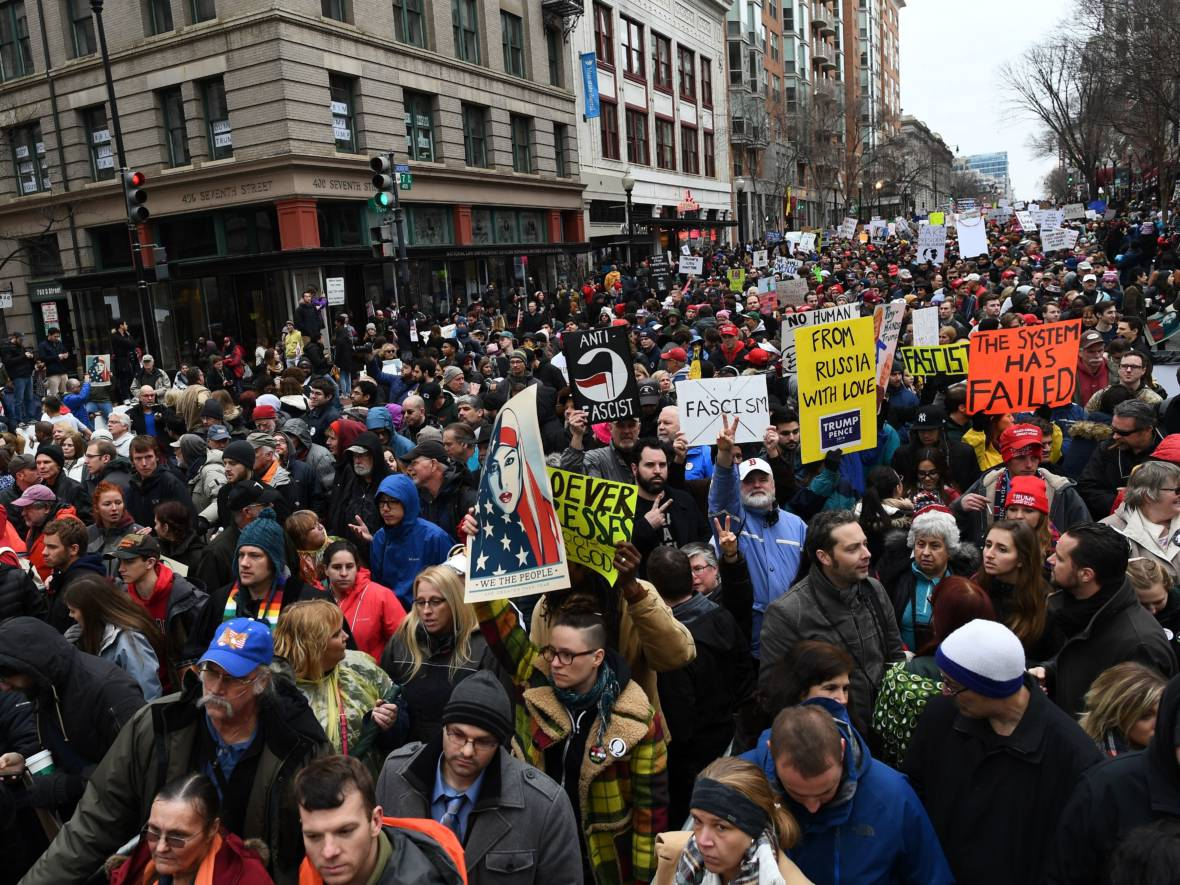 DOJ Demands Files On Anti-Trump Activists, And A Web Hosting Company Resists