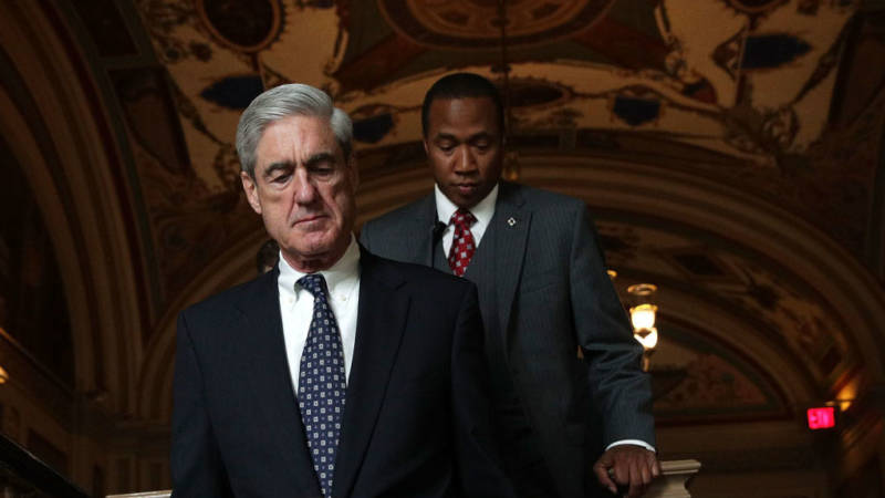 Source: Mueller Using D.C. Grand Jury in Russia Probe