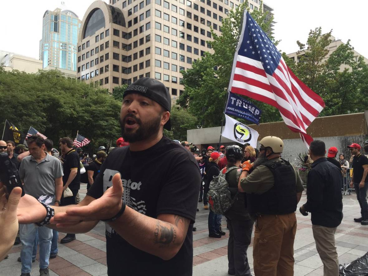 Patriot Prayer's Joey Gibson, Analysis of Planned Rallies, Dream Corps CEO Vien Truong