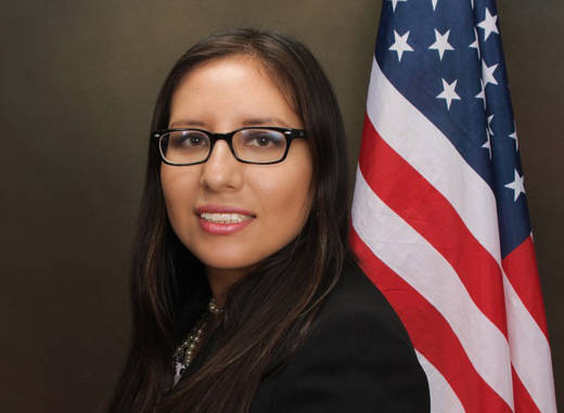 Dulce Garcia, San Diego immigration attorney in an undated photo.