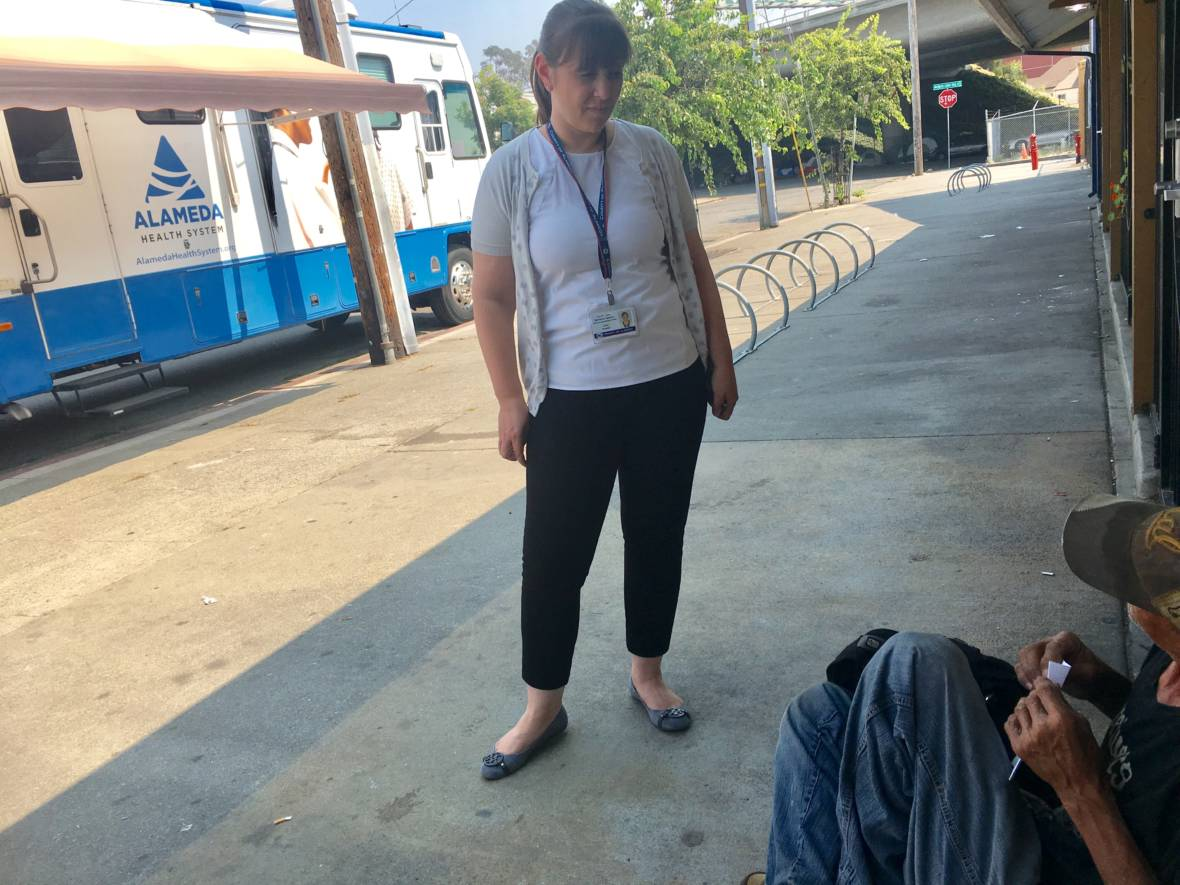 Heat Risks High for Bay Area Homeless
