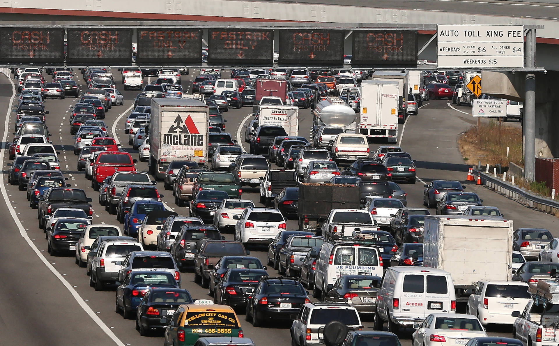 $4.4 Billion Bay Area Transportation Plan — to Be Paid for ...