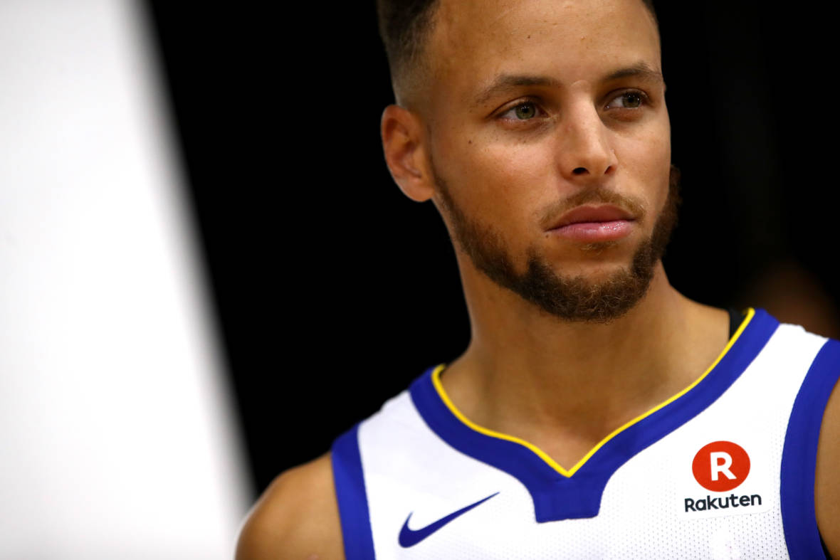 Curry to Trump: Kneeling Is All About Race