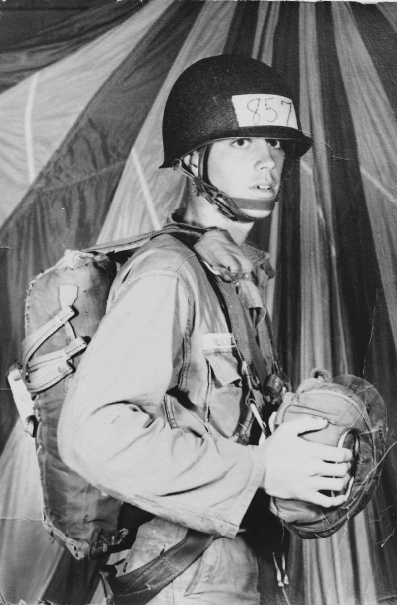 This Vietnam Paratrooper Was Exposed to Agent Orange - Today He