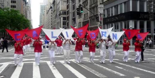 Members of the South L.A.-based California Puerto Rican Parade & Festival are helping coordinate a hurricane relief effort for the island.
