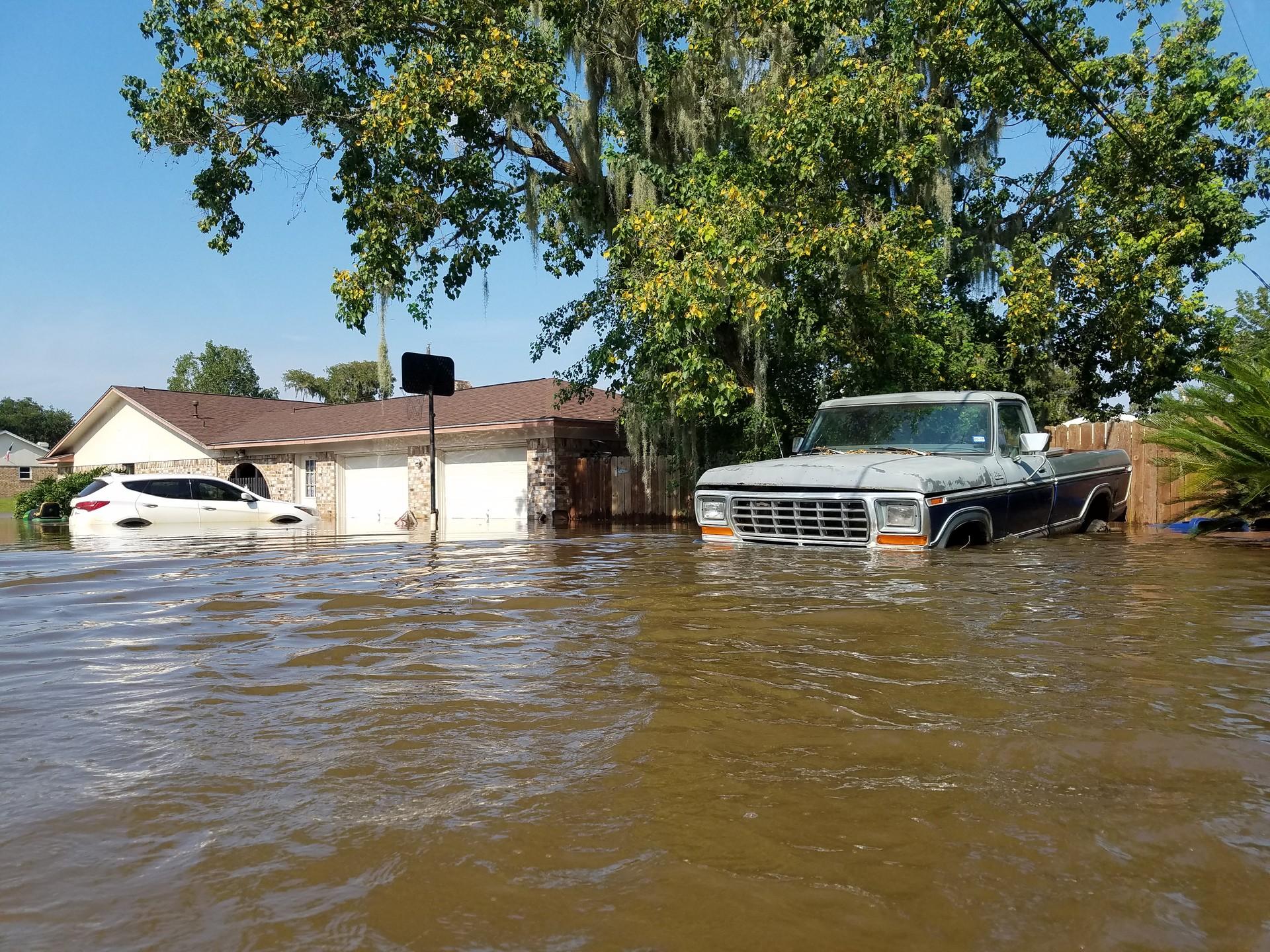 Into the Flood