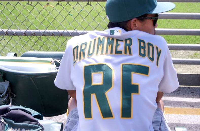 Meet the Heartbeat of the Oakland A's