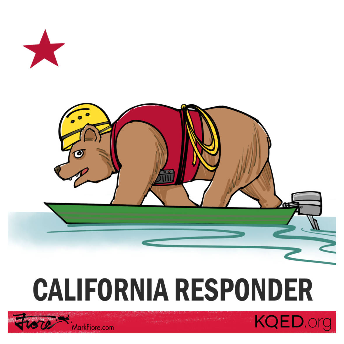 First Responders, Second Hurricane