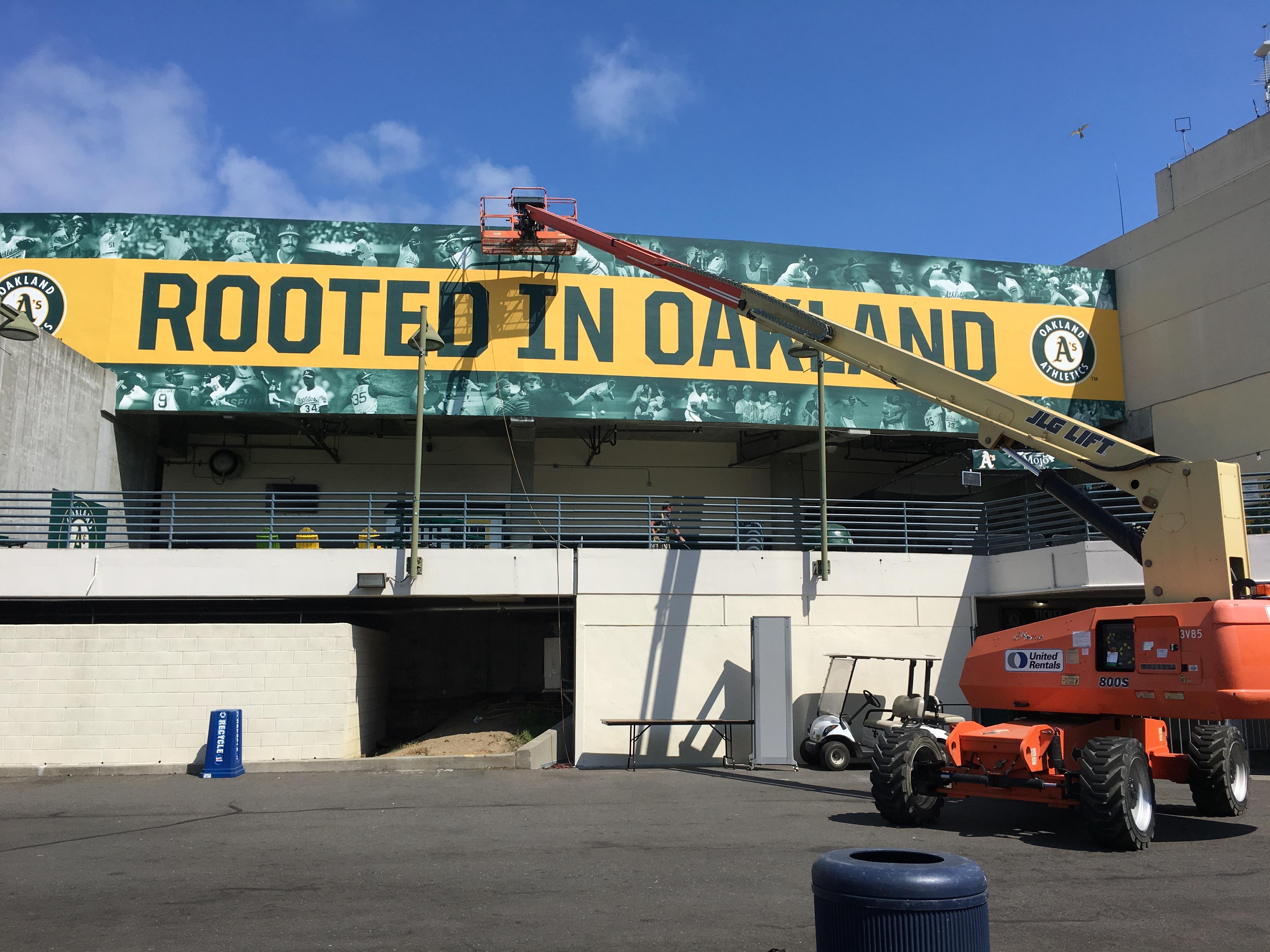 A's President Calls Proposed Ballpark Site 'Uniquely Oakland'