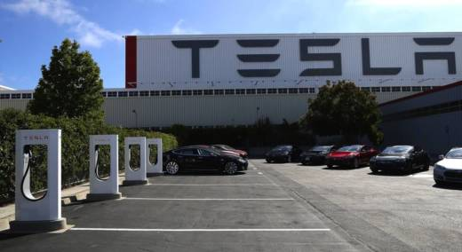 More labor woes at Tesla's auto assembly plant in Fremont, Ca.