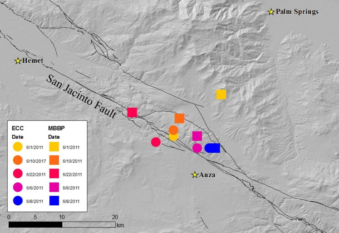 Could the San Jacinto Fault Zone Rupture Sooner Than Expected?