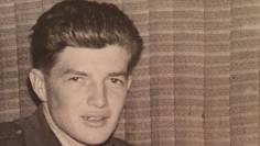 Arthur Grant of Santa Rosa as a young man.