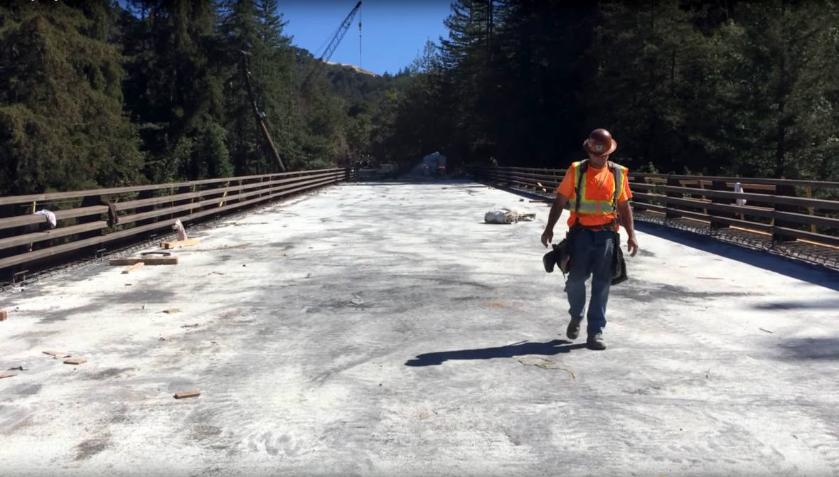 Big Sur, Island No More: New Bridge Opens, Connecting North and South