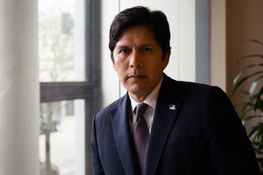State Senate leader Kevin de León says everyone deserves a workplace free of harassment and sexual misbehavior.