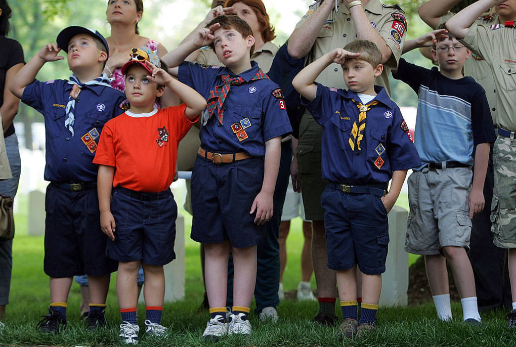 In Major Shift, Boy Scouts Says it Will Begin Allowing Girls to Join
