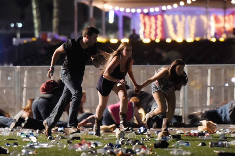 Deadliest Mass Shooting in Modern U.S. History Unfolds in Las Vegas