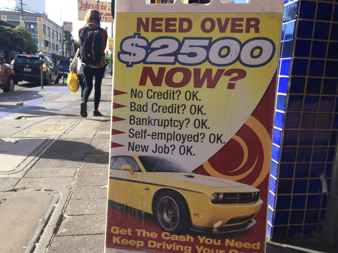 New Payday Lending Rules Will Require Proof of Ability to Pay