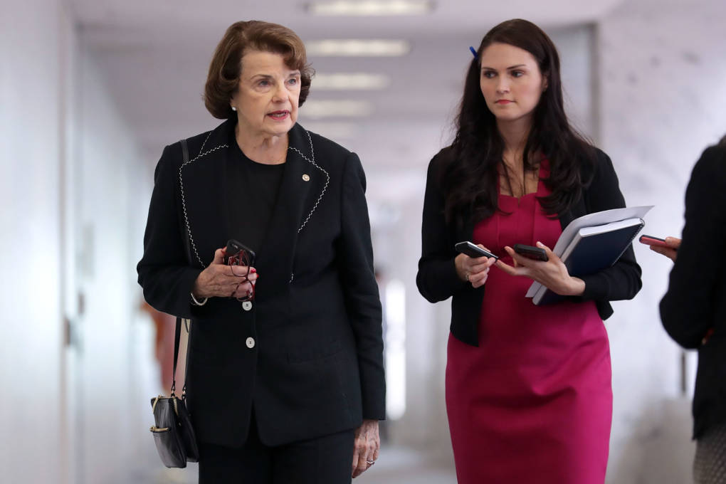 "Sen. Dianne Feinstein told NBC's Chuck Todd that she is ""close"" to announcing her reelection bid for 2018."