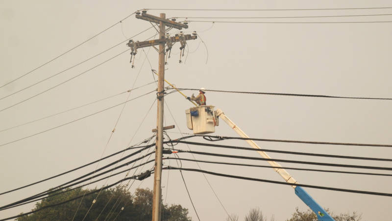 Who Has Power and Who Doesn't: Changes at PG&E