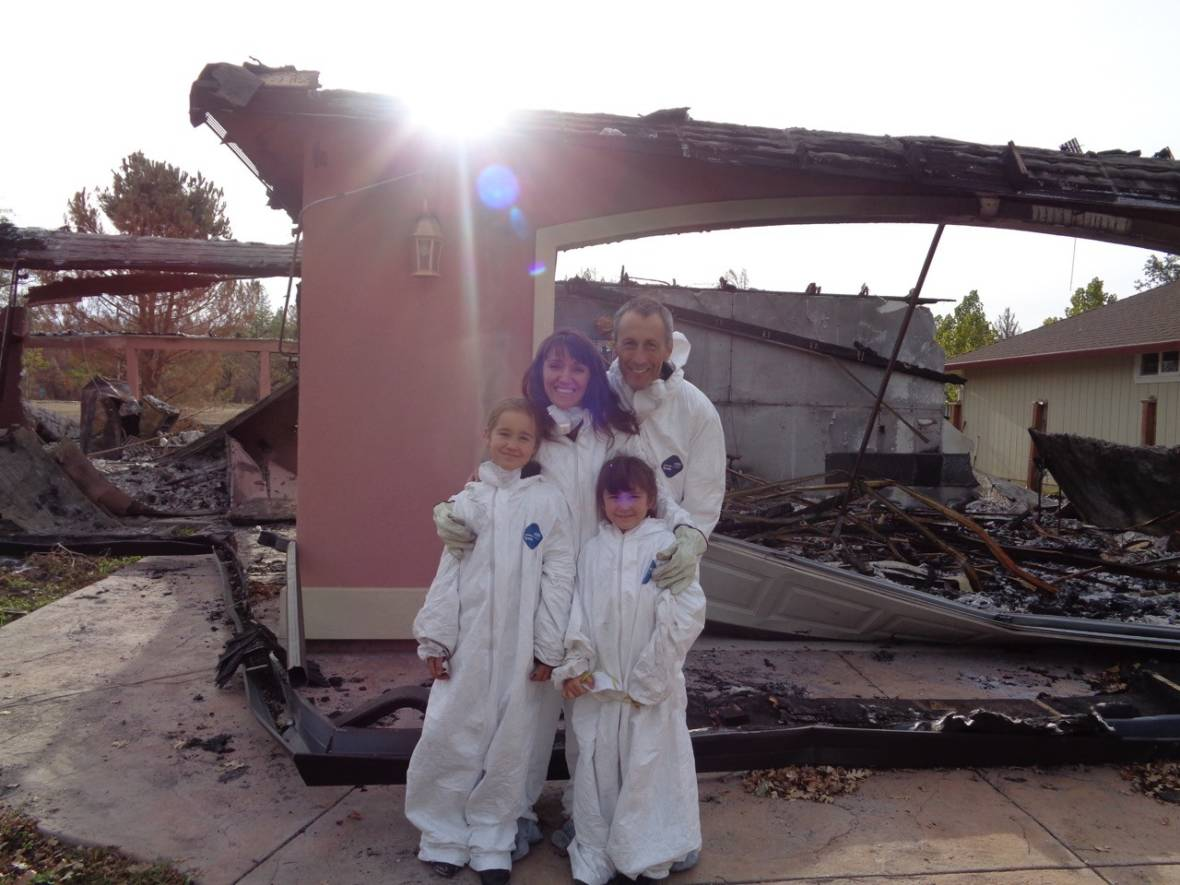 Parenting Through Disaster: Tips From a Mom Who Did It