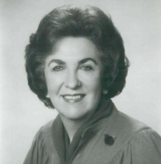 Sen. Rose Ann Vuich