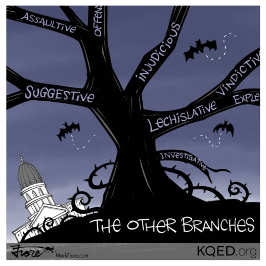 The Other Branches by Mark Fiore