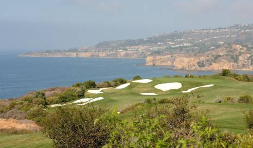 For years, now-President Trump fought with the city of Rancho Palos Verdes over the Trump National Golf Club.