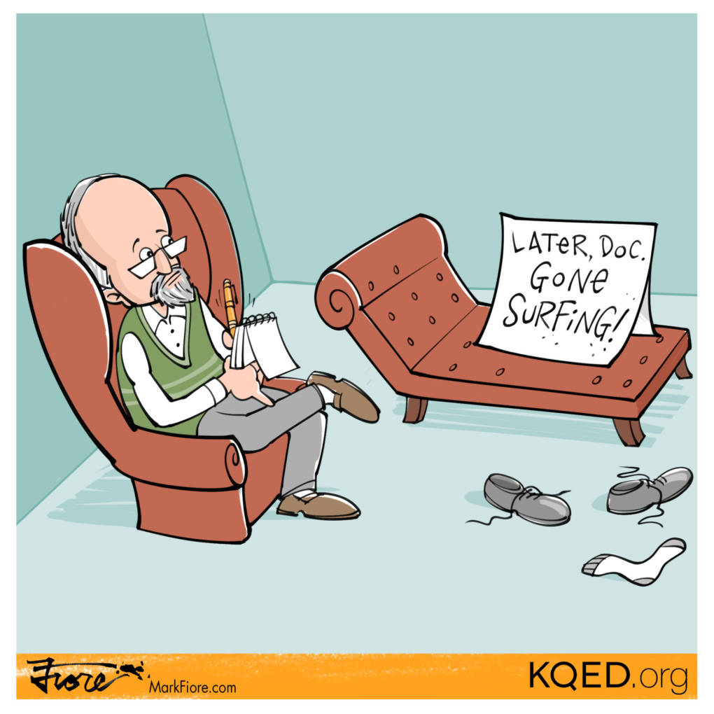 Later Doc by Mark Fiore