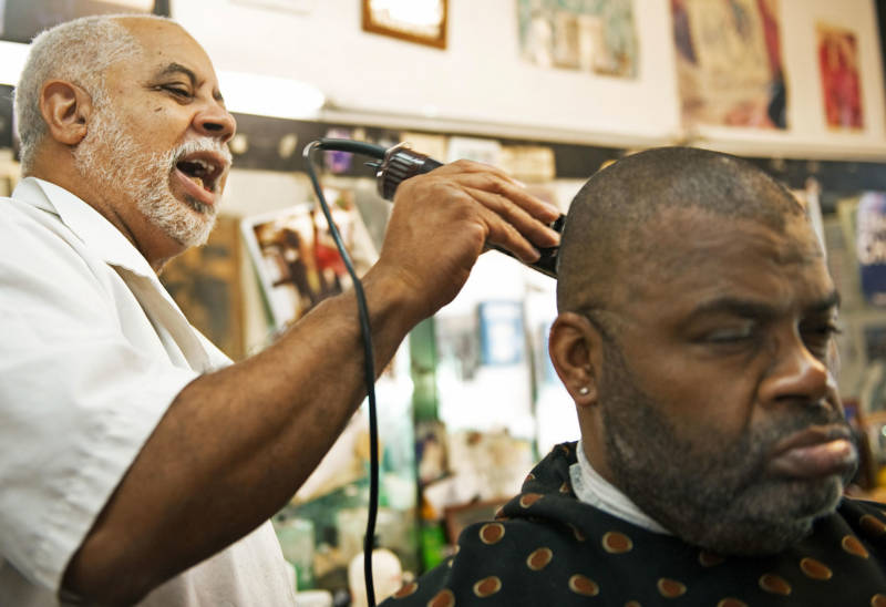 California has awarded about 15 percent of the tax credits to service professionals such as barbers, plumbers, insurance agents and doctors, giving them an advantage over their competitors in the same market.
