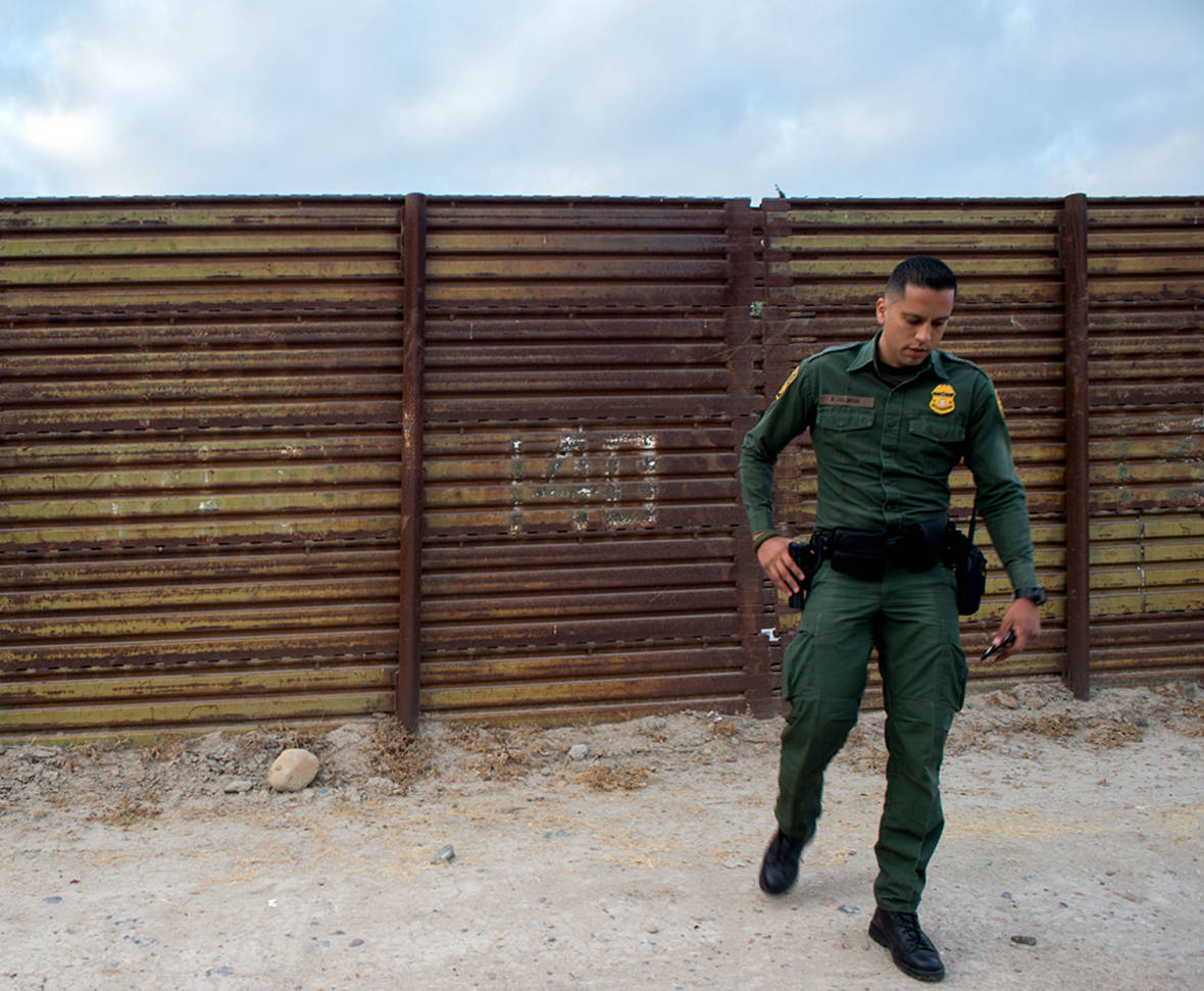 America's Wall: The Decades-Long Struggle to Secure the U.S.-Mexico Border