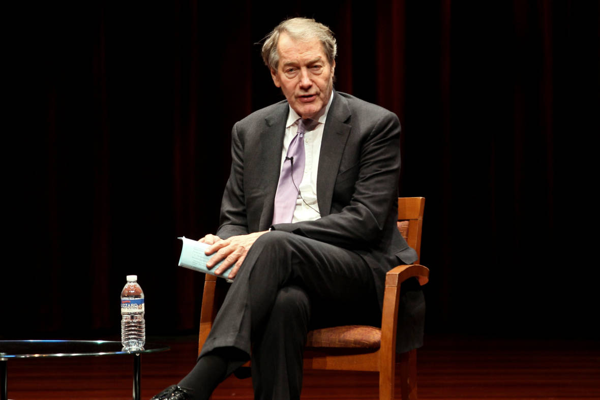 Charlie Rose Fired By CBS After 8 Women Accused Him Of Sexual Harassment