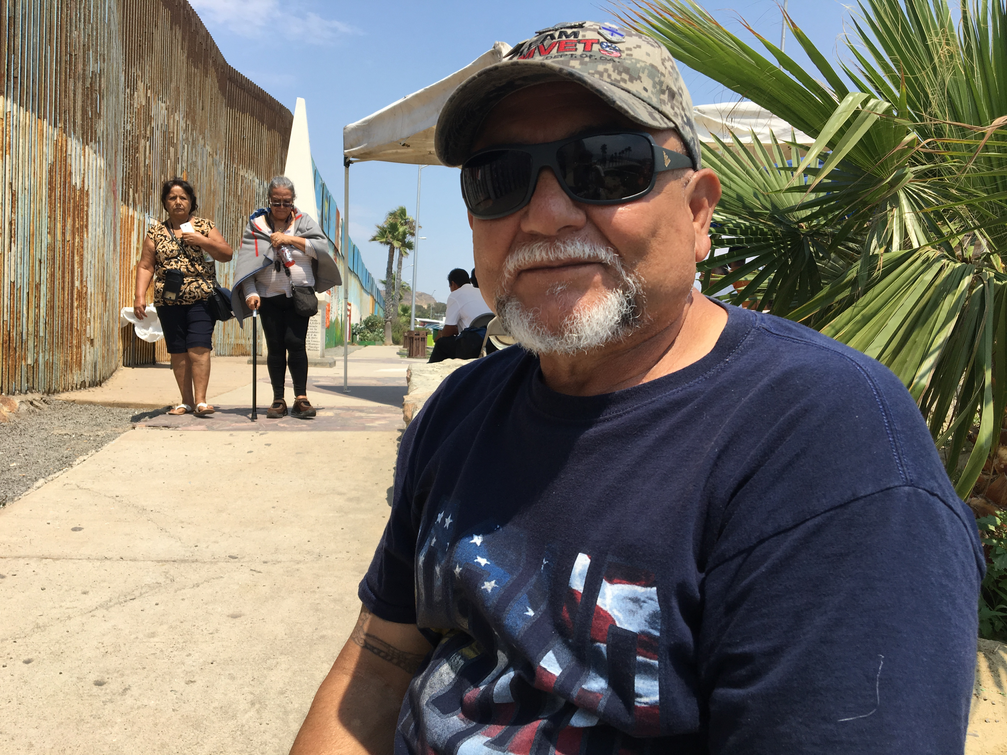 He Served in the U.S. Military, But That Didn't Stop His Deportation
