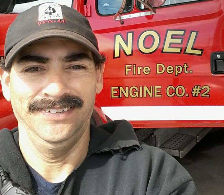 Garrett Angel Paiz, a volunteer firefighter from Noel, Missouri, was killed on Oct. 16, 2017, when his water truck crashed in Napa County as he helped fight the Northern California fires.