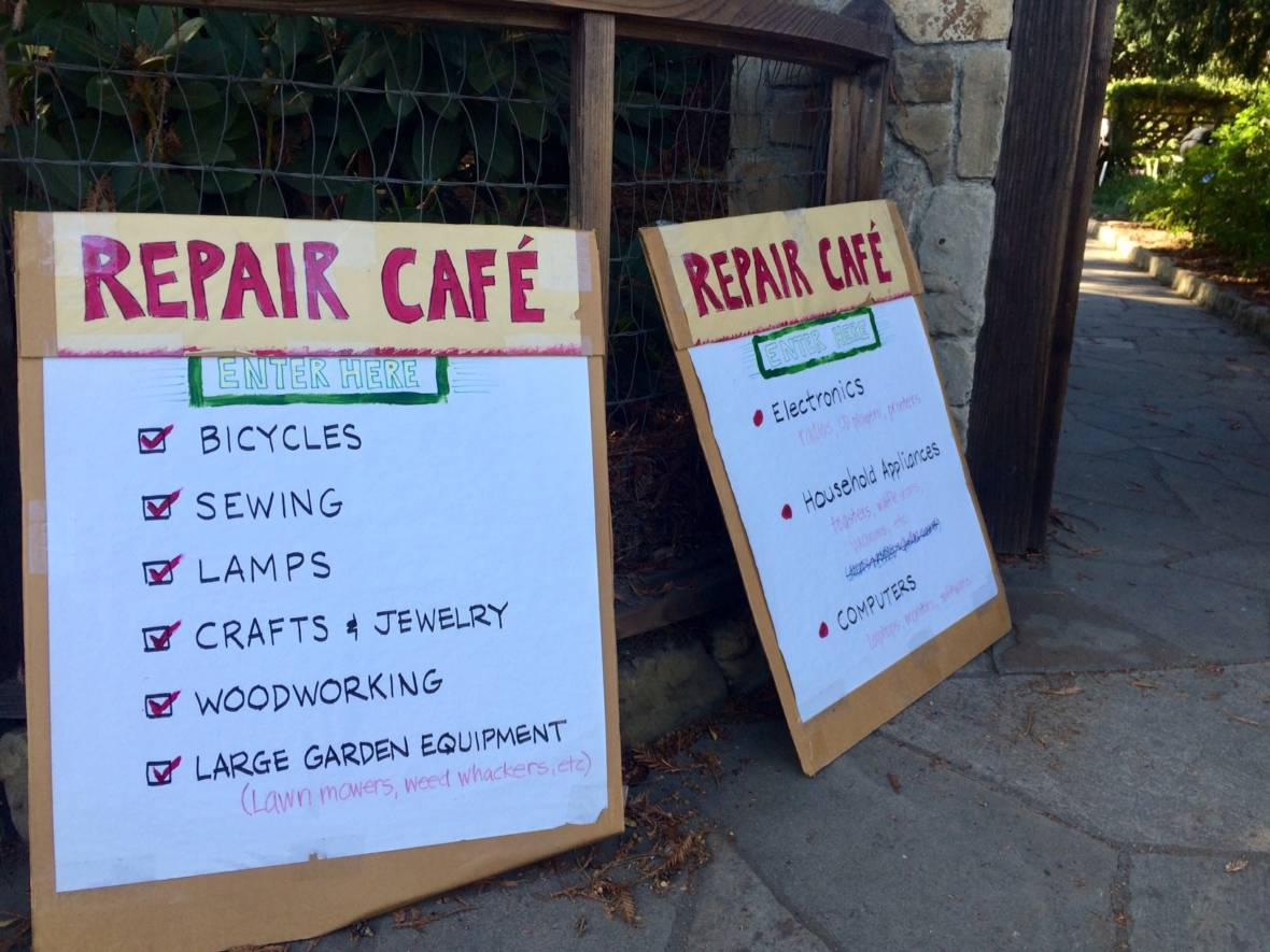 Broken Toasters, Busted Clocks Are Easy Fix for Palo Alto's Repair Cafe