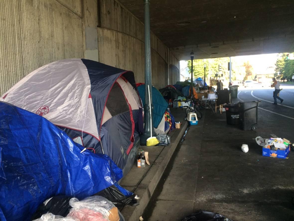 Santa Rosa Homeless Program Resumes After Wildfires