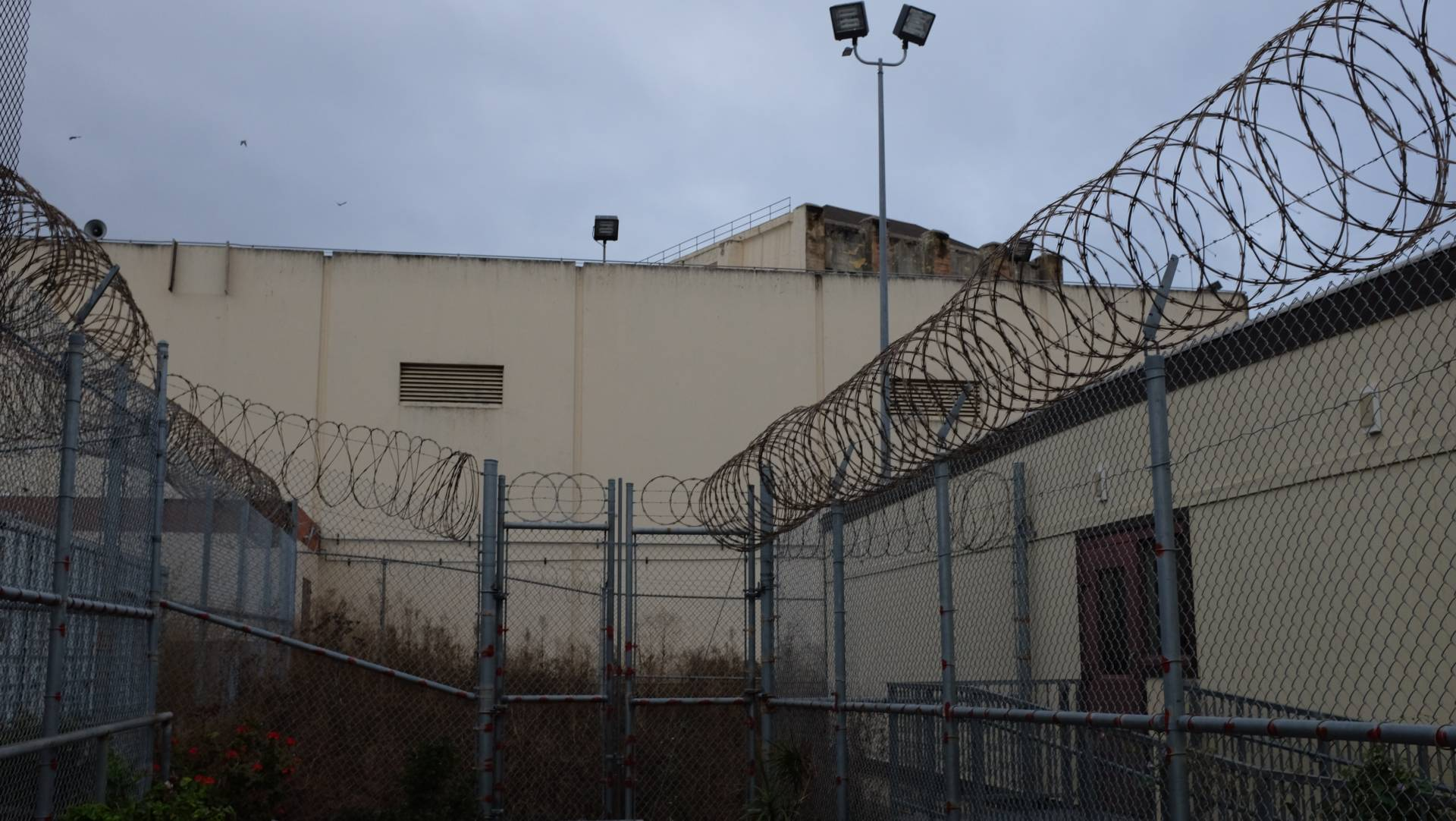 Thanksgiving in San Quentin - Part I