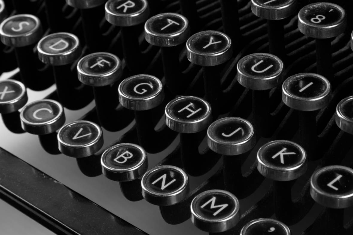 'California Typewriter': An Ode to Analog