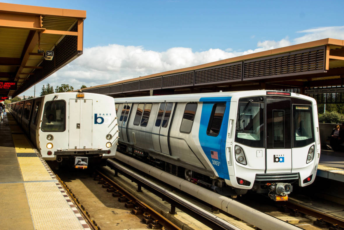 We Promise: Not Another Word on New BART Cars -- Except for This ...