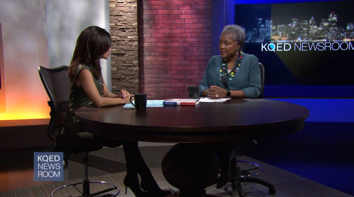 Donna Brazile Dishes on the Democratic Party
