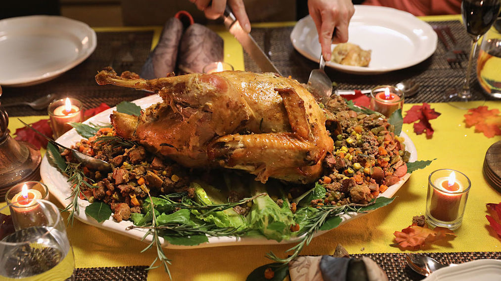 Americans Say to Pass the Turkey, Not the Politics, at Thanksgiving This Year