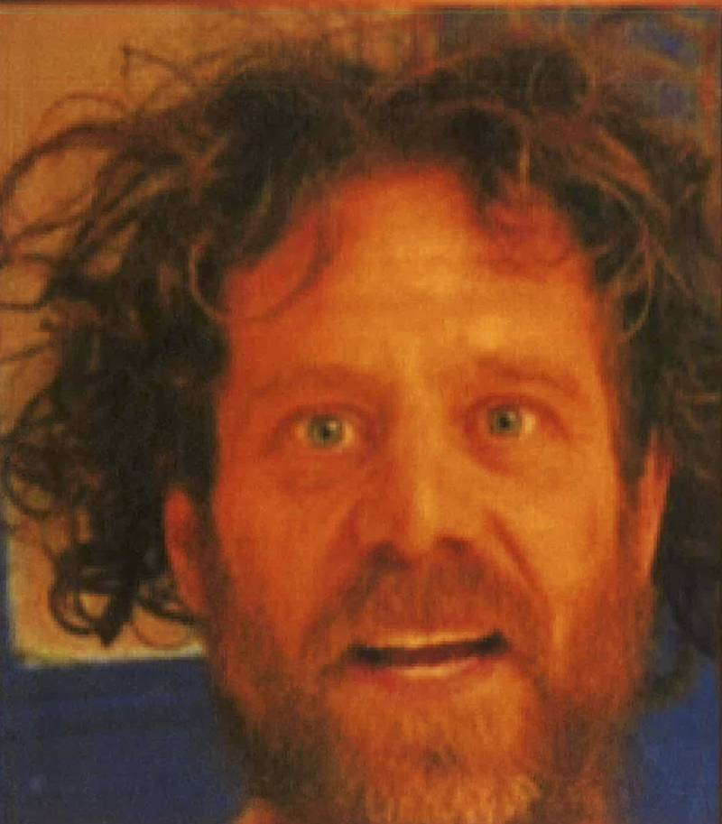 A mug shot of Kevin Neal from the Tehama County Sheriff's Office.