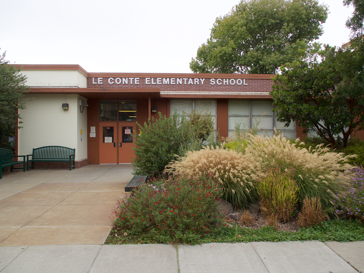 """LeConte Elementary is now the """"placeholder name"""" for the school until a new one is selected."""