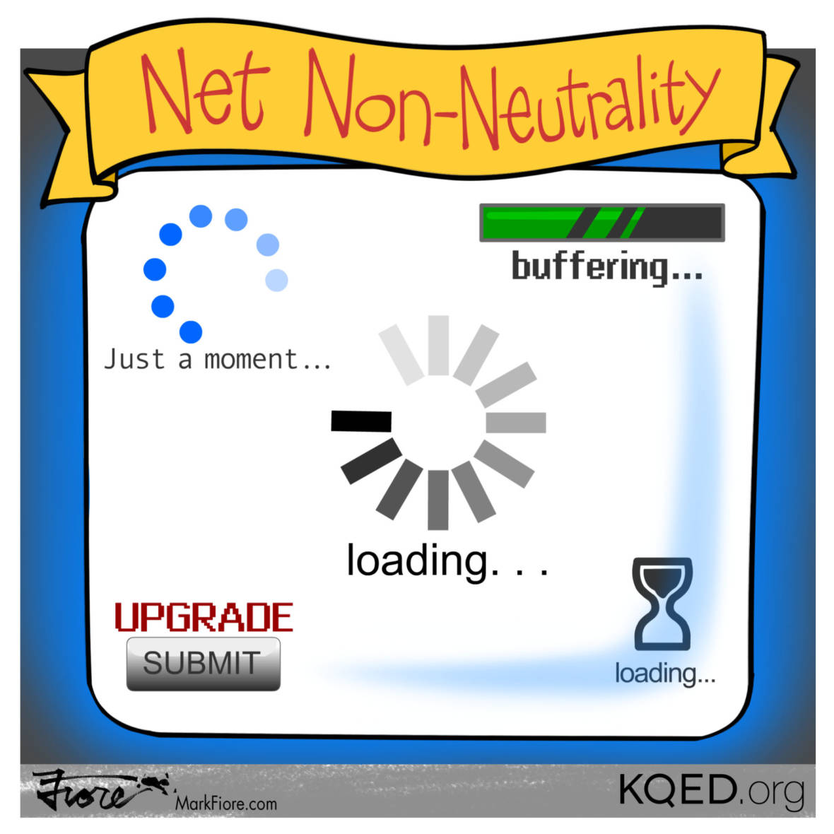 Say Goodbye to Net Neutrality