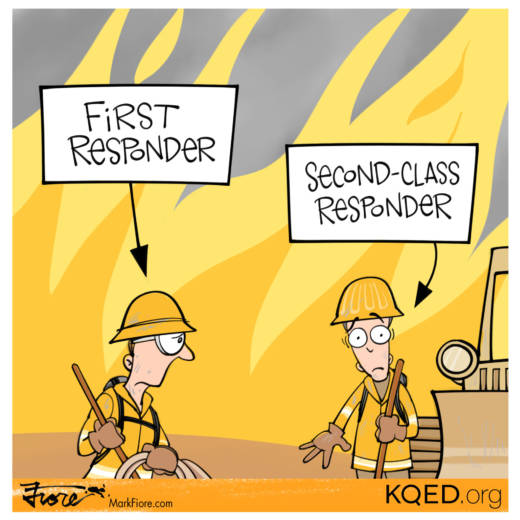 Responders by Mark Fiore