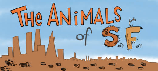 The Animals of SF by Mark Fiore