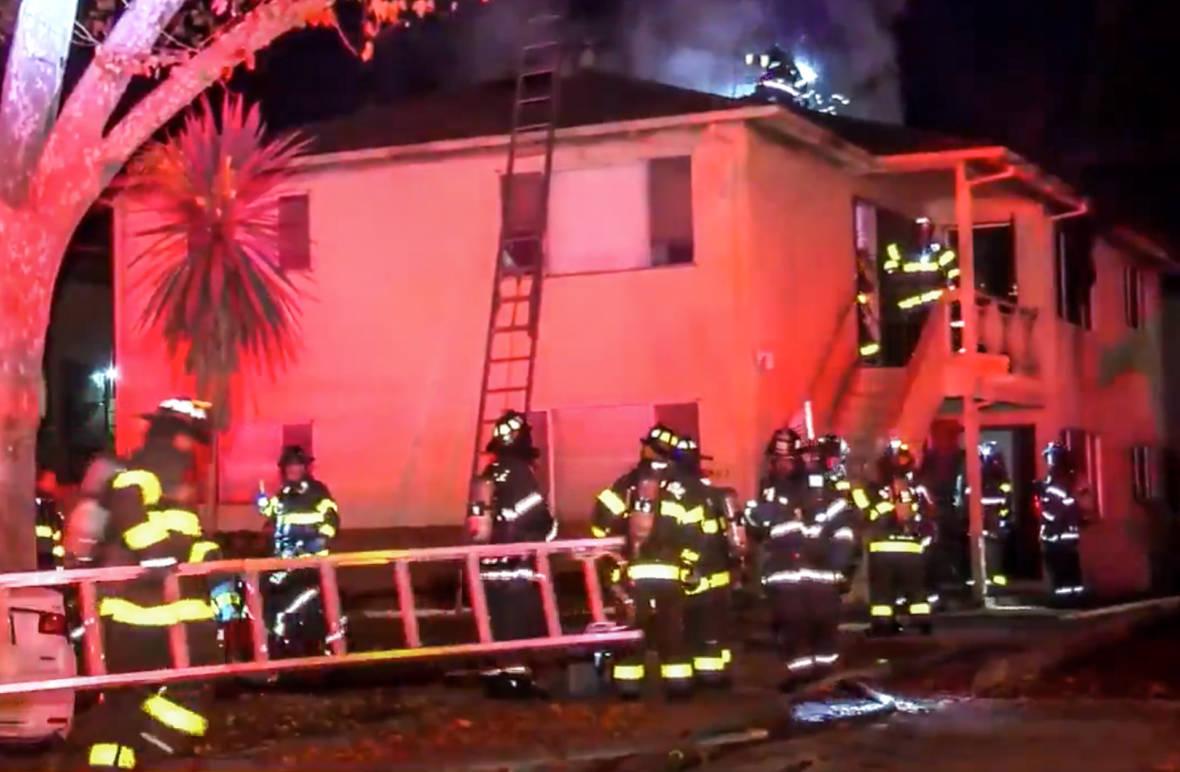 No Smoke Alarms Found in San Jose Apartment Where Fire Killed Three