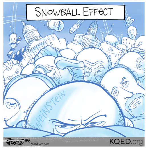Snowballs by Mark Fiore