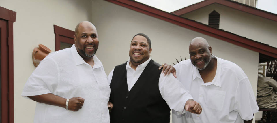 The Sons of the Soul Revivers: Lifting Up Spirits, Outside the Church Walls