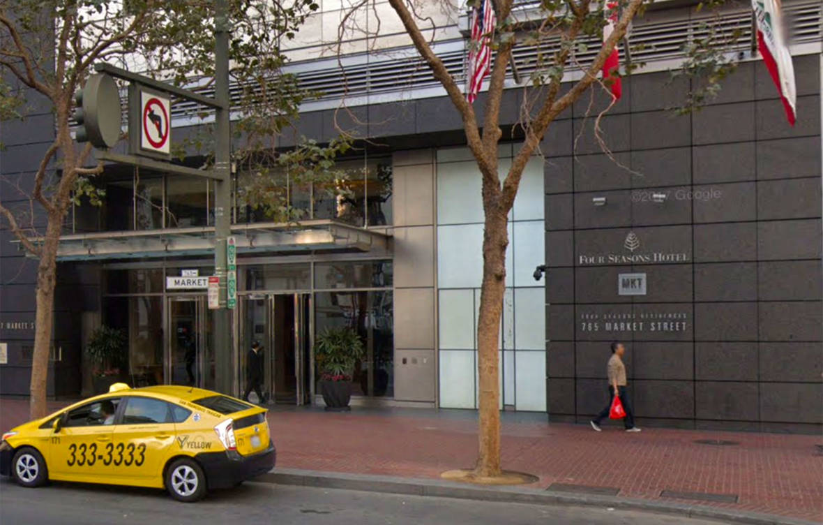 Richmond Police Officer Arrested, on Leave After Shooting Inside S.F. Hotel