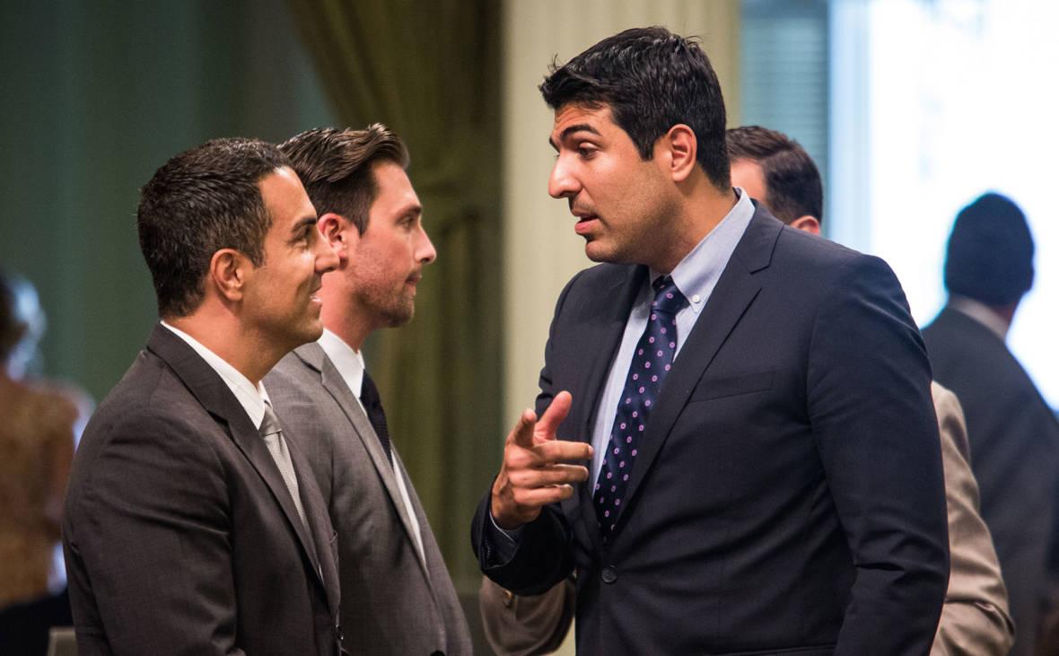 Assemblyman Matt Dababneh Resigns Following Sexual Assault Allegations